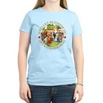 Who Let Blondie In? Women's Light T-Shirt