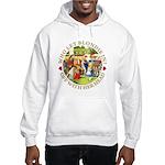 Who Let Blondie In? Hooded Sweatshirt