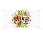Who Let Blondie In? Banner