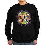 Who Let Blondie In? Sweatshirt (dark)