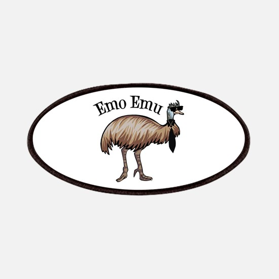 Emo Emu Patches