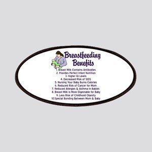 Breastfeeding Benefits Patch