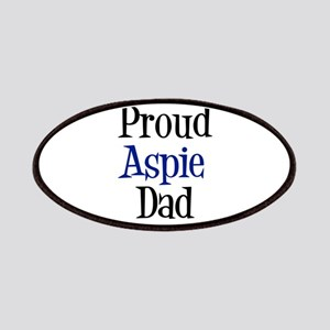 Proud Aspie Dad Patches