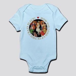 In This Crazy Place Infant Bodysuit