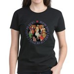 In This Crazy Place Women's Dark T-Shirt
