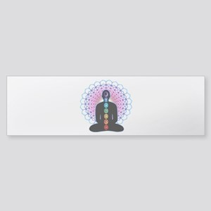 Chakras Sticker (Bumper)
