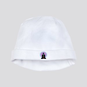 Chakras baby hat