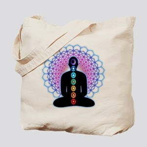 Chakras Tote Bag