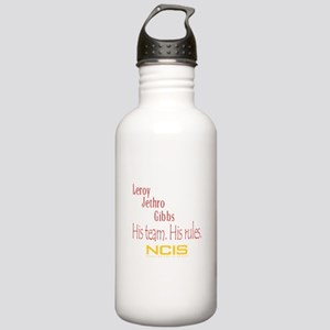 Gibbs - His Team His Rules Stainless Water Bottle