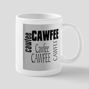 cawfee mug Mugs