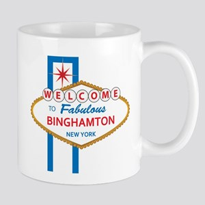 Welcome to Binghamton Mug
