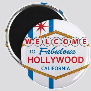 Welcome to Hollywood Magnet