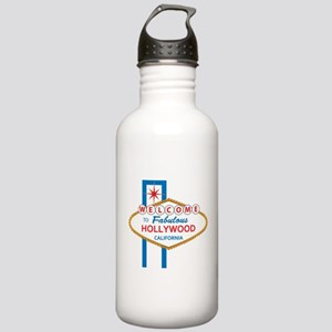 Welcome to Hollywood Stainless Water Bottle 1.0L