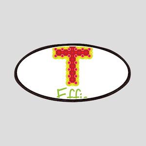 Effie Bubble Cross Patches