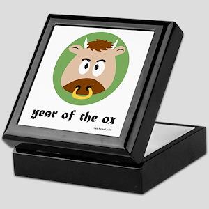 Year of the Ox (kids) Keepsake Box