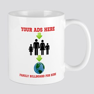 Family Billboard Services Mug