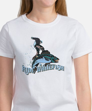 Ride Whitefish Women's T-Shirt