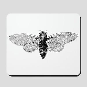 Cicada Mousepad