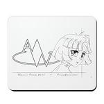 Lineart Mousepad