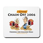 Chain Off 2006: Freedom for C Mousepad