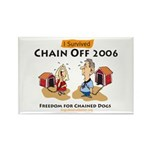Chain Off 2006: Freedom for C Rectangle Magnet (10