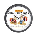 Chain Off 2006: Freedom for C Wall Clock