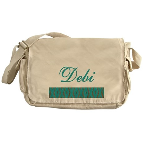 Debi - Messenger Bag