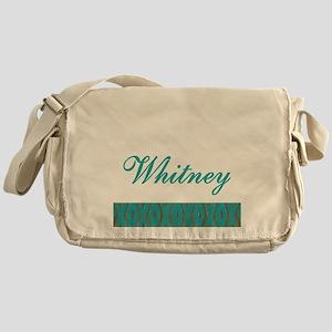 Whitney - Messenger Bag