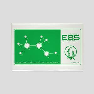 E85 Ethanol Rectangle Magnet