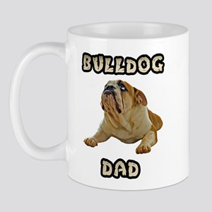 Bulldog Dad Mug