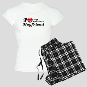 I love my Paramedic Boyfriend Women's Light Pajama