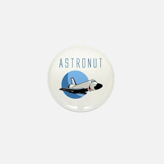 The Astronut's Mini Button