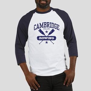 Cambridge England Rowing Baseball Jersey