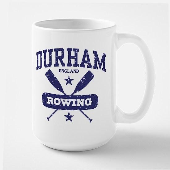 Durham England Rowing Large Mug