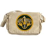 3rd Armored Cavalry Messenger Bag