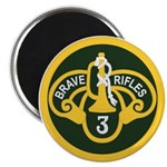 3rd Armored Cavalry Magnet