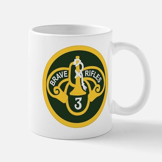 3rd Armored Cavalry Mug