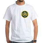 3rd Armored Cavalry White T-Shirt