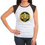 3rd Armored Cavalry Women's Cap Sleeve T-Shirt