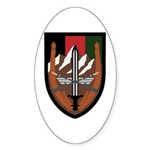 US Forces Afghanistan Sticker (Oval)
