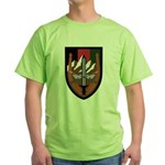 US Forces Afghanistan Green T-Shirt