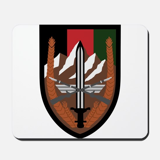 US Forces Afghanistan Mousepad