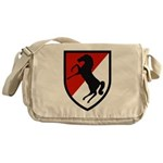11th Armored Cavalry Messenger Bag