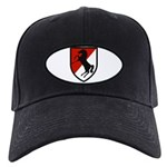 11th Armored Cavalry Black Cap