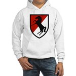 11th Armored Cavalry Hooded Sweatshirt