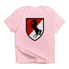 11th Armored Cavalry Infant T-Shirt