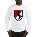 11th Armored Cavalry Long Sleeve T-Shirt