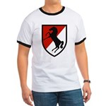 11th Armored Cavalry Ringer T