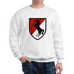 11th Armored Cavalry Sweatshirt