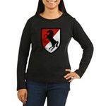 11th Armored Cavalry Women's Long Sleeve Dark T-Sh